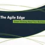 Agile Technologies Folder and Flyer Design