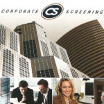 Corporate Screening Folder and Sell Sheet Design