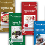 Harry London Holiday Packaging Design