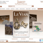Jared Website Design Concept